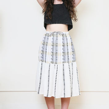 ace & jig tiered skirt market