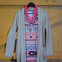Tribal Trend Fashion Outfit