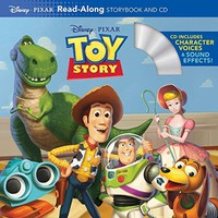 Toy Story Read-along Storybook Read-Along Storybook and CD 1 PAP/COM