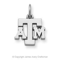 Texas A & M Charm from James Avery