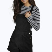 Lolah Corded Dungaree Playsuit