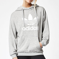 adidas Trefoil Pullover Hoodie at PacSun.com