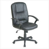 Office Star Executive Leather Chair