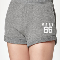 Vans Numbers Up French Terry Soft Shorts at PacSun.com