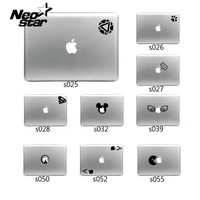For Macbook Diamond Pattern Sticker for Macbook Air Pro Retina 11 13 15 17 inch Laptop Decal Vinyl Skin Cover Simple Design New