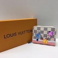 Louis Vuitton Lv Wallet #793