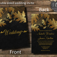 Digital & Printed Wedding and Party Invitations by GooseCornerGreetings