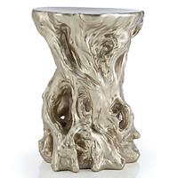 Root Accent Table   Accent Tables & Stools   Accessories   Decor   Z Gallerie