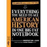 Everything You Need to Ace American History in One Big Fat Notebook Big Fat Notebooks STG
