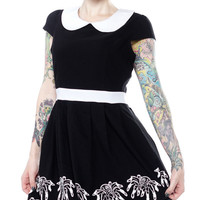 SOURPUSS CREEPY CRAWLIES LIZZIE DRESS