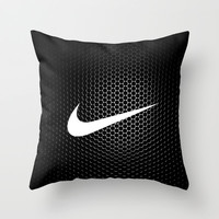 nikee Throw Pillow by Max Jones | Society6