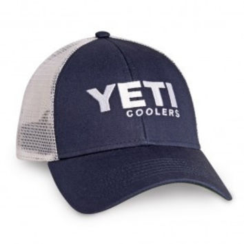 YETI Trucker Hat Navy