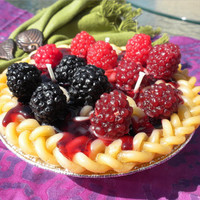 Raspberry Blend Pie Candle