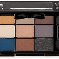 Nyx Cosmetics Love In Paris Eye Shadow Palette, You are In Seine, 0.028 Ounce