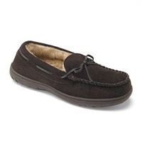 Chaps Moccasin Slippers - Men