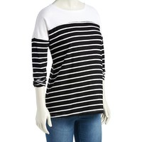 Old Navy Maternity Relaxed Long Sleeve Tee