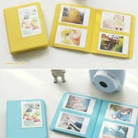 Mini Polaroid Album V.3 Decor Sticker for Fuji Instax Photo Picture Storage Case