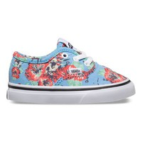 Vans Toddlers Star Wars Authentic (Yoda aloha)