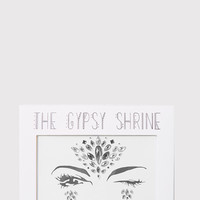 The Gypsy Shrine Holographic Face Jewels