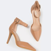 Shelly Pointed Toe Heels