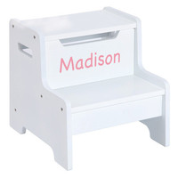 Guidecraft - Step Stool - Expressions