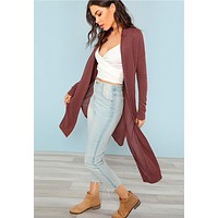 LILY LONG CARDIGAN