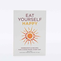 Eat Yourself Happy Book - Urban Outfitters