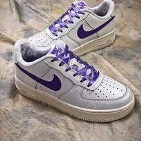 NIKE AIR FORCE 1 LOW CASUAL AF1 WOMEN SHOES - BEST ONLINE SALE