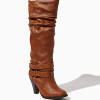 Gia Heeled Boot | Fashion Shoes & Boots | charming charlie