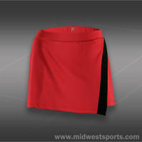 Tail Top Notch Front Wrap Skirt