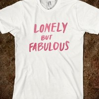 lonely but fab