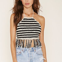 Crochet Crop Top | Forever 21 - 2000185957