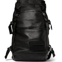 Tim Coppens - Leather and Nylon Backpack | MR PORTER
