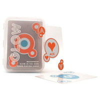 Kikkerland Design Inc » Products » Playing Cards Glow In The Dark