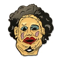 The Texas Chainsaw Massacre - Leatherface Pretty Woman Pin