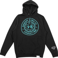 Diamond Conflict Free Hoodie/Sweater Large Black