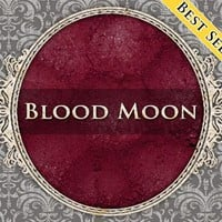 BLOOD MOON Matte Eye Shadow, Deep Burgundy Red, Blood Red, Loose Powder Eyeshadow, Cosmetic Pigment, Gothic Makeup, Ships Out in 4-7 Days