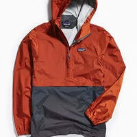 Patagonia Torrentshell Anorak Jacket | Urban Outfitters