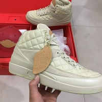 "Don C x Air Jordan 2 ""Beach"" Men Basketball Shoes"