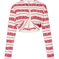 Long Sleeve Crop Top | Moda Operandi