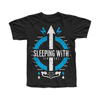 Sleeping With Sirens Men's  Do What We T-shirt Black