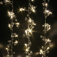 Crystal Chic 27 LED Light Chain by Think Gadgets