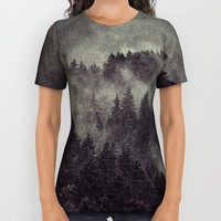 Excuse me, I'm lost All Over Print Shirt by Tordis Kayma