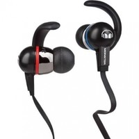 Monster iSport Immersion In-Ear Headphones with ControlTalk, Black (Old Version):Amazon:Electronics