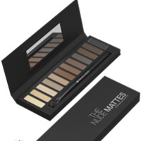 The Nude Mattes Eyeshadow Palette