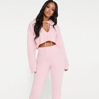 Women Gym Suits Outdoor Sport Sets Female White Long-Sleeved Sport Clothes For Women Street Style Clothes Jogging Suits Yoga Set