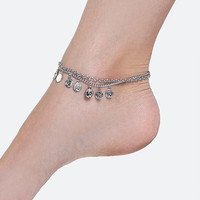 Run For Your Money Anklet