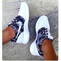 NIKE Trending Fashion casual sports shoes Scale-1