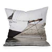 Bree Madden Sail Boat Throw Pillow