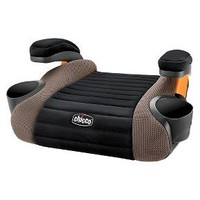 Chicco GoFit No Back Booster Car Seat-Caramel